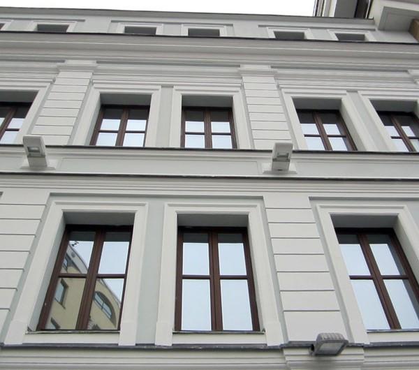 бригада для реставрации фасадов зданий и архитектурных сооружений
