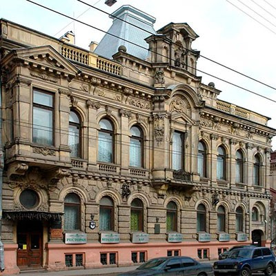 Исторические здания и сооружения КГиОП