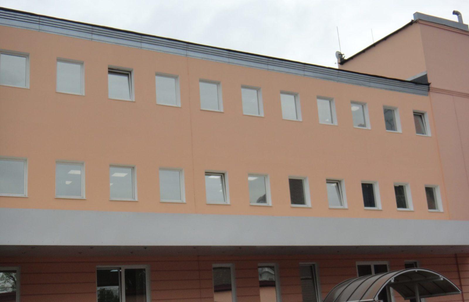 Выполнены работы по ремонту фасада здания офисного здания ЗАО «ЦТО-ККМ, СПб» в Петербурге