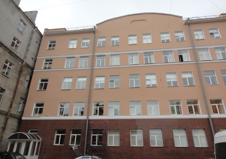 качественная реставрация фасадов зданий и архитектурных сооружений