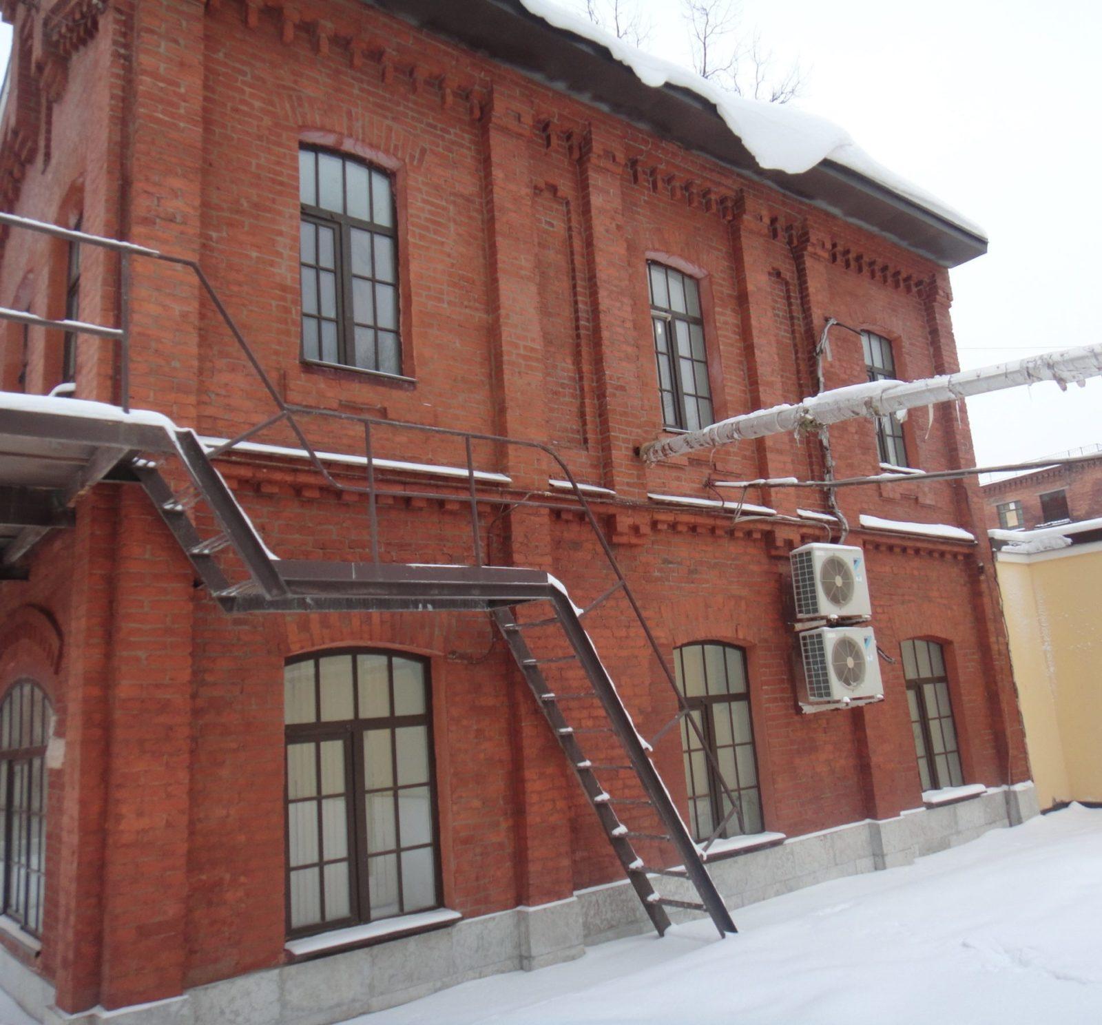 Фасадные работы в СПб