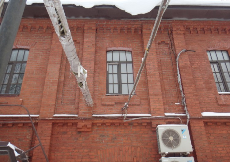 Реставрация фасадов архитектурных сооружений Санкт-Петербург