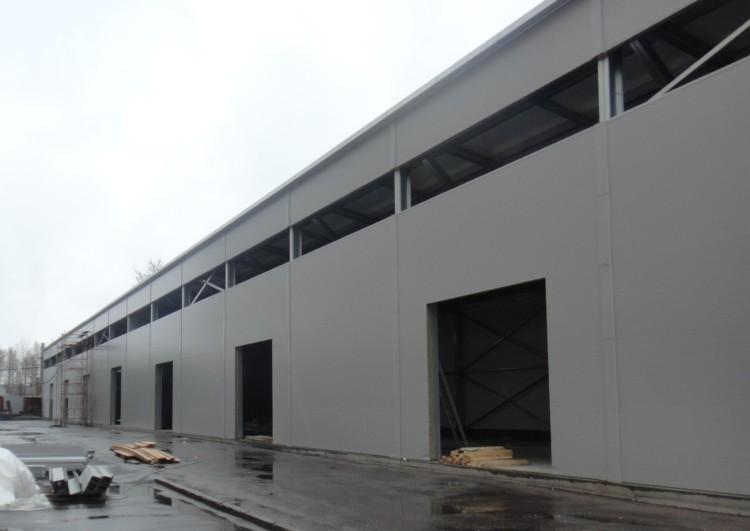 качественное строительство быстровозводимых зданий