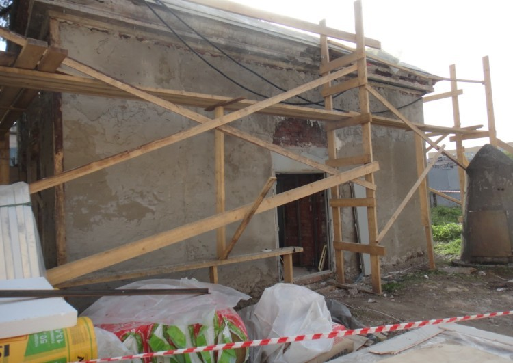 оштукатуривание фасадов зданий под ключ