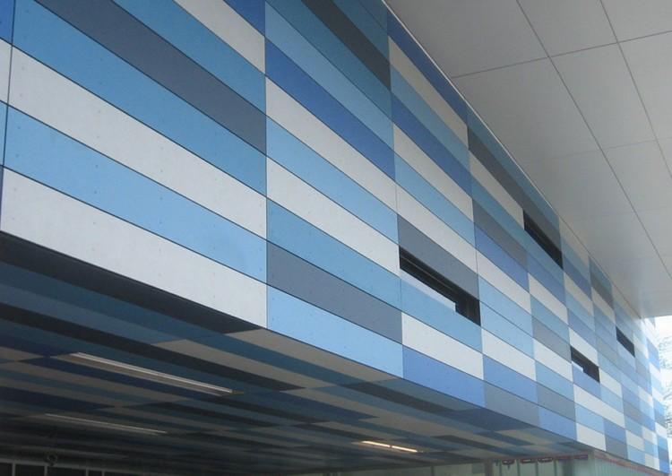 услуги по отделке фасада фиброцементными панелями