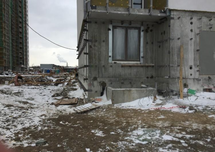 Утепление фасадов зданий в Санкт-Петербурге