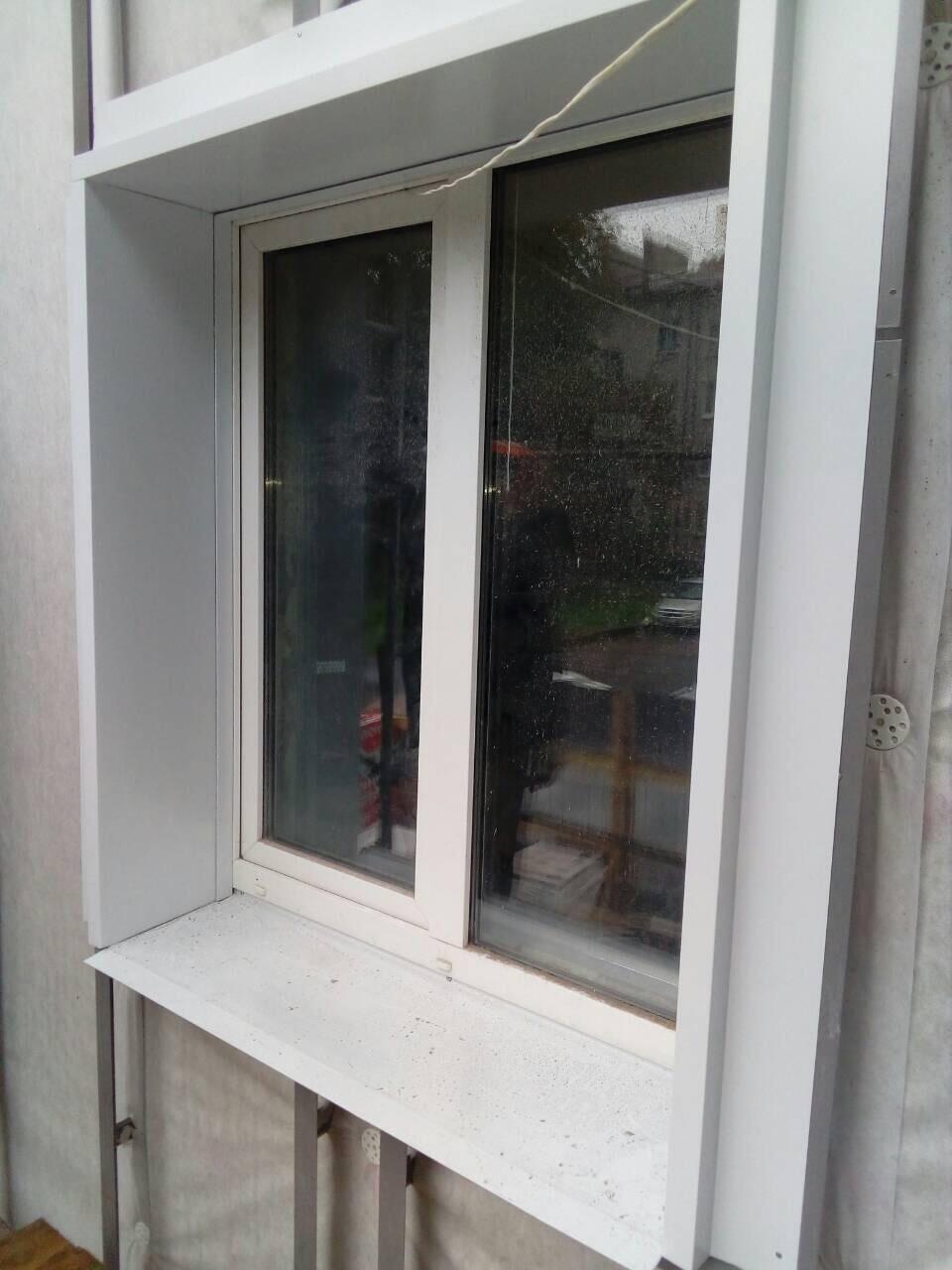 Стоимость выполнения работ по устройству вентилируемого фасада здания Центра занятости вг. Гатчина, ЛО