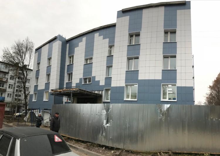 монтаж вентилируемого фасада из керамогранита не дорого