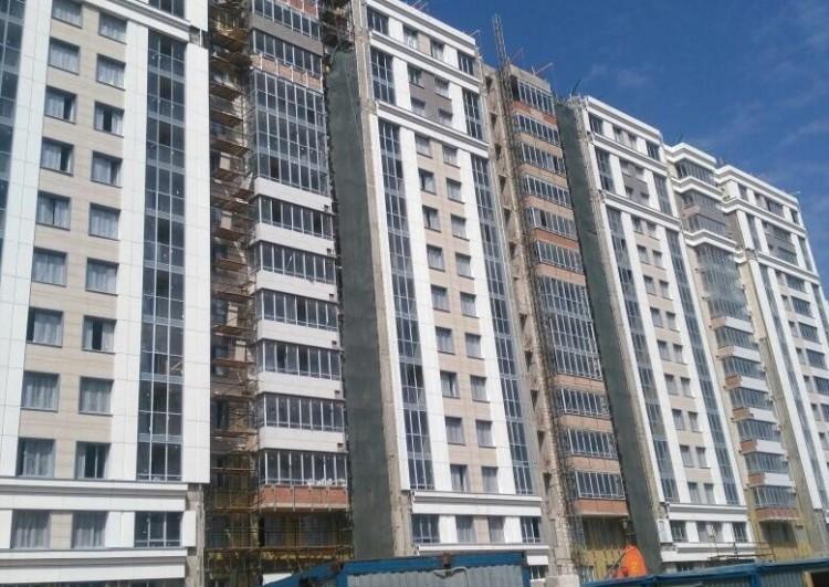 Монтаж вентилируемого фасада в Санкт-Петербурге