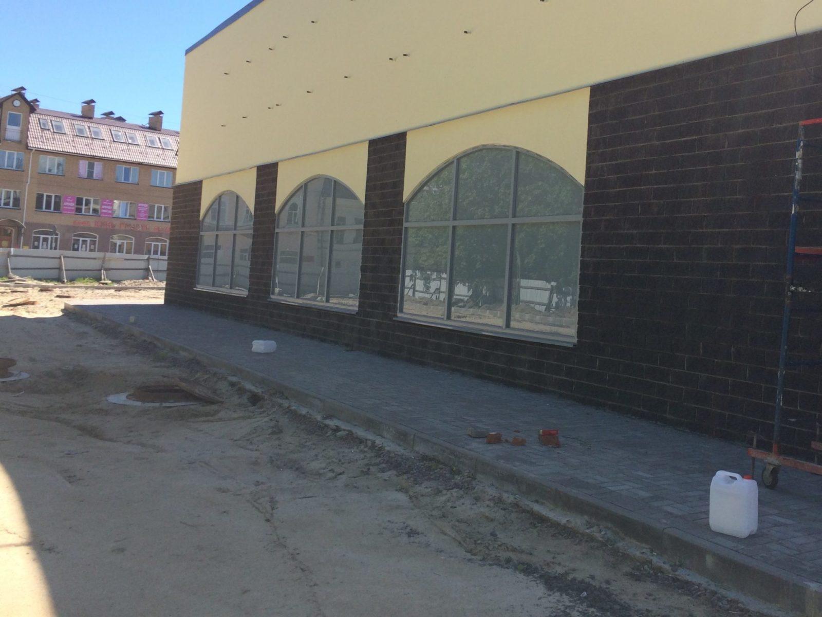 Цена качественного ремонта штукатурного фасада для ООО «АСК Цитадель» в Петербурге