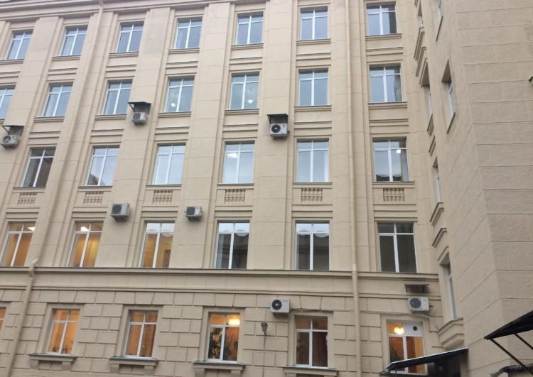 бригада для ремонта фасада зданий