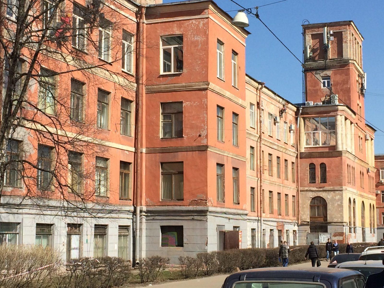 """Выполнены работы по косметическому ремонту фасадов зданий для АО """"Светлана-Рентген"""""""