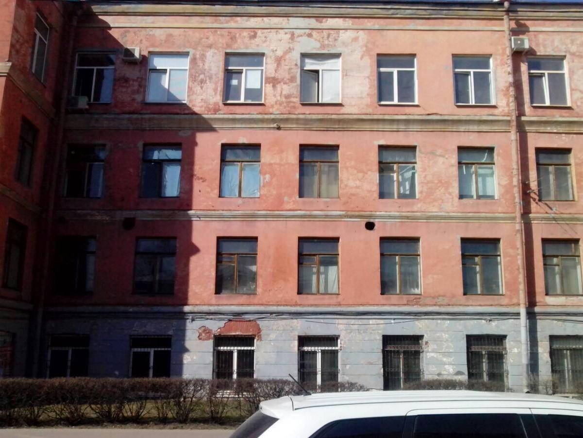 """Стоимость работ по косметическому ремонту фасадов зданий для АО """"Светлана-Рентген"""" в Спб"""