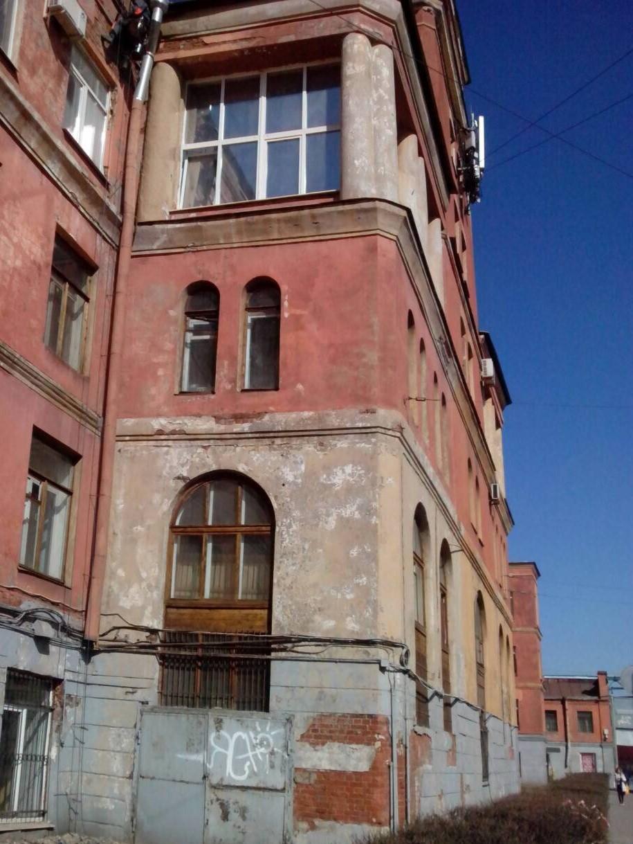 """Стоимость работ по косметическому ремонту фасадов зданий для АО """"Светлана-Рентген"""""""