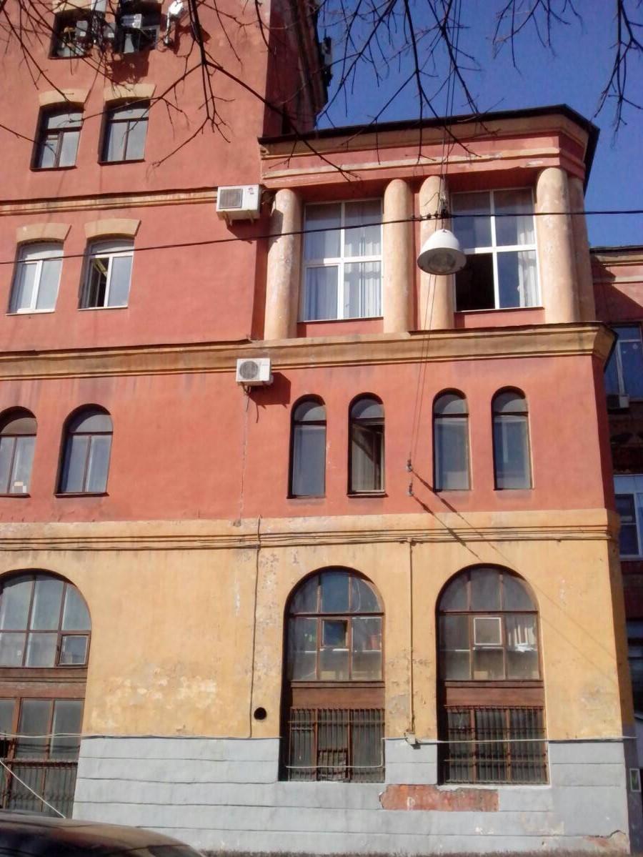 """Качественное выполнение работ по косметическому ремонту фасадов зданий для АО """"Светлана-Рентген"""""""