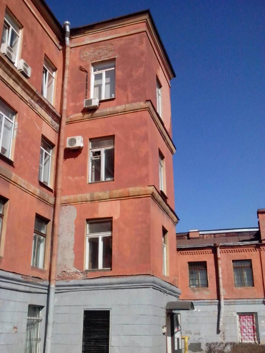 """Выполнение фасадных работ зданий для АО """"Светлана-Рентген"""""""