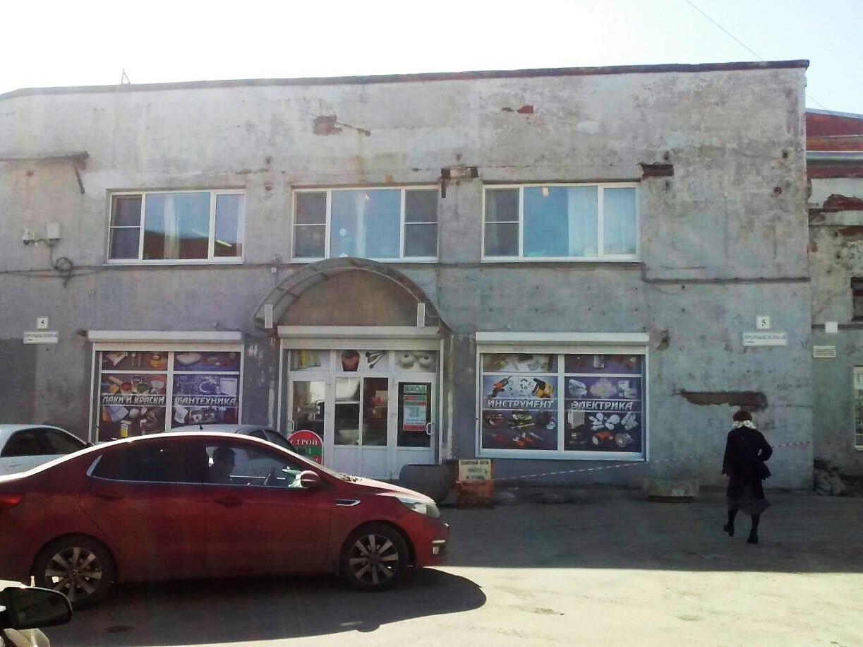"""Качественное выполнение фасадных работ зданий для АО """"Светлана-Рентген"""" в Петербурге"""
