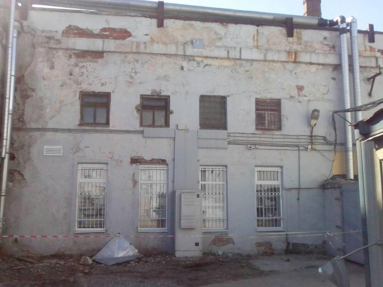 """Стоимость выполнения фасадных работ зданий для АО """"Светлана-Рентген"""" в Спб"""