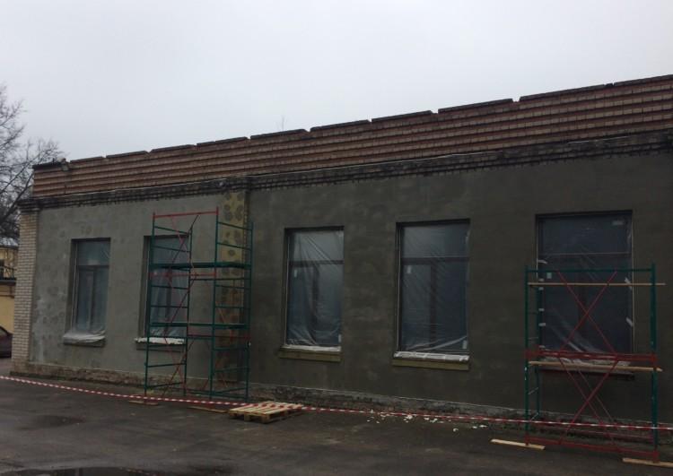 услуги по монтажу мокрого фасада