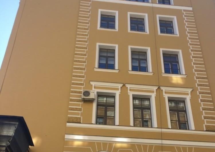 Реставрация фасадов зданий Санкт-Перебург
