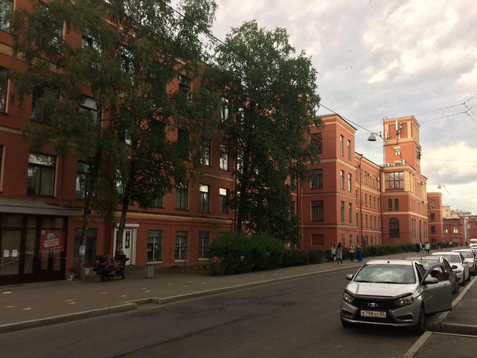 Косметический ремонт фасадов зданий для АО