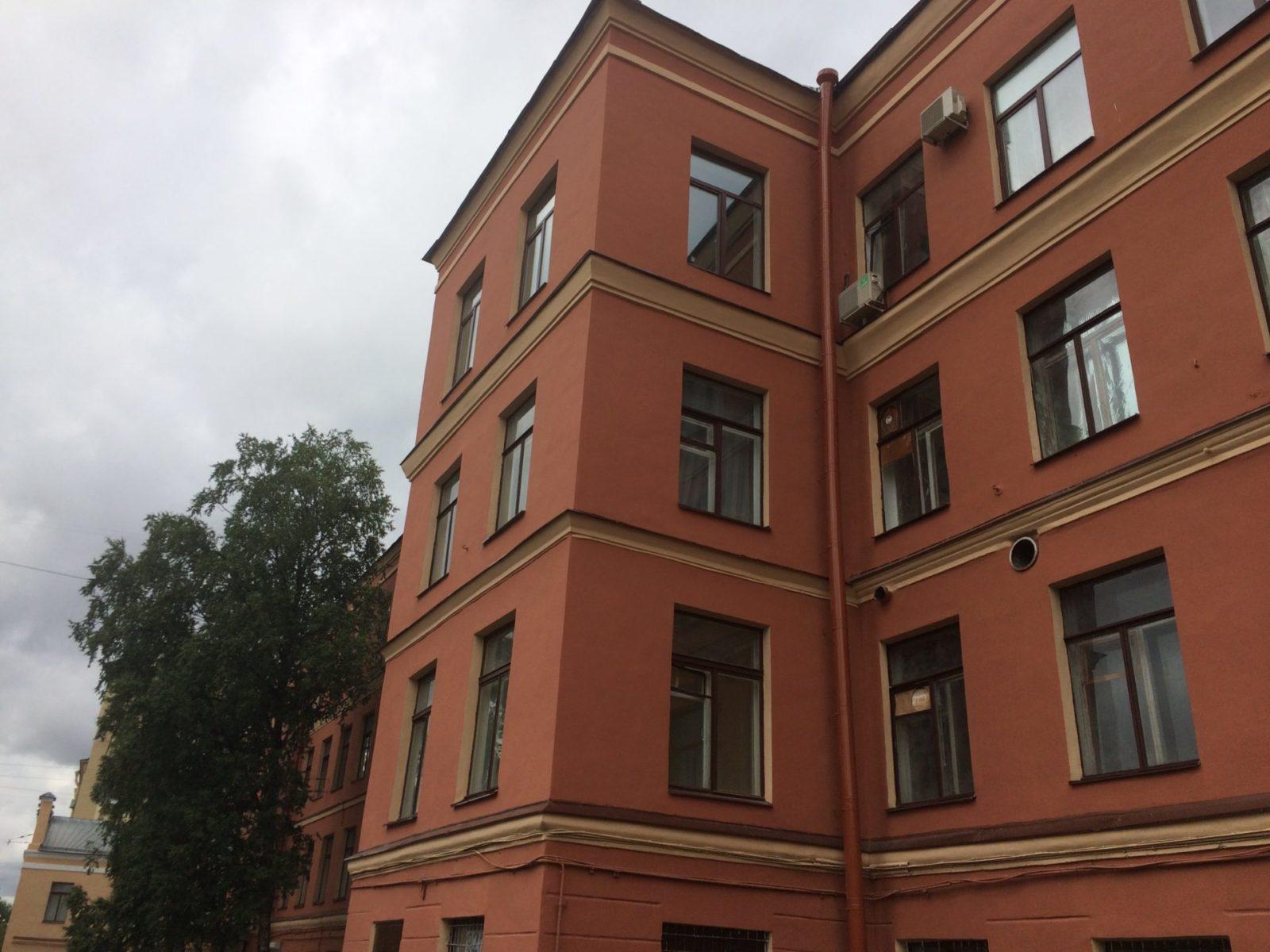 """Выполнение работ по замене отливов на окнах и декоративных элементах для АО """"Светлана-Рентген"""""""