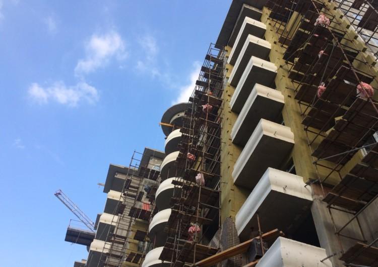 качественное утепление фасадов зданий
