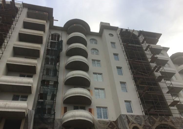 бригада для оштукатуривания фасадов зданий