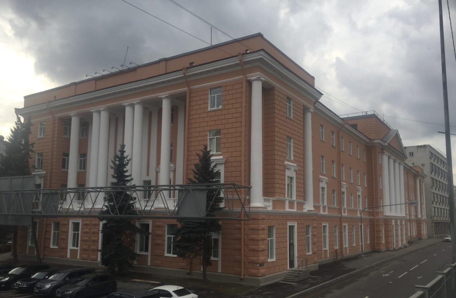 Качественный, капитальный ремонт фасада здания на ул. Набережная Обводного канала, д.14 в Питере