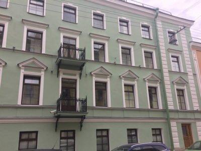 Качественный ремонт здания для ЗАО ГРИФОН, СПб