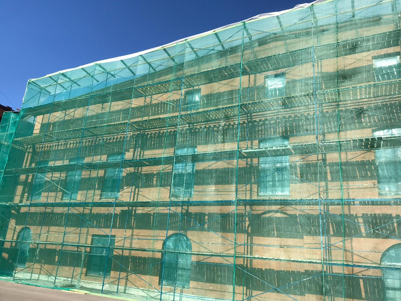 Комплекс фасадных работ в СПБ