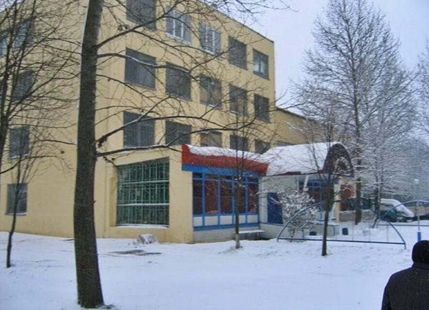 Утепленная пристройка окрасочного участка к корпусу завода