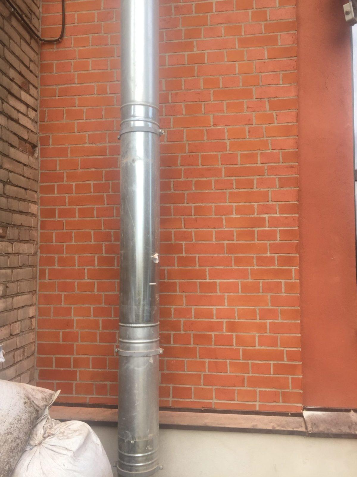 Проведен качественный ремонт кирпичного фасада на Заставской 33 в СПб