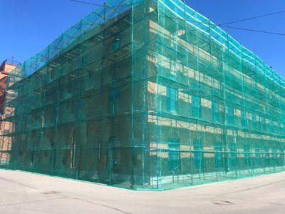 Реставрация архитектурных зданий Спб
