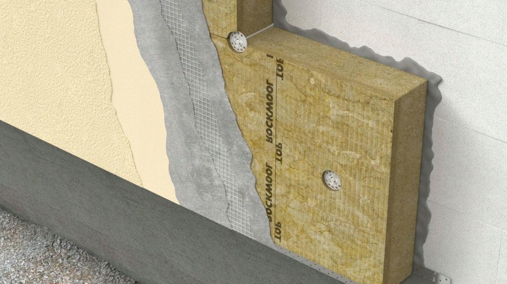 Система штукатурных фасадов