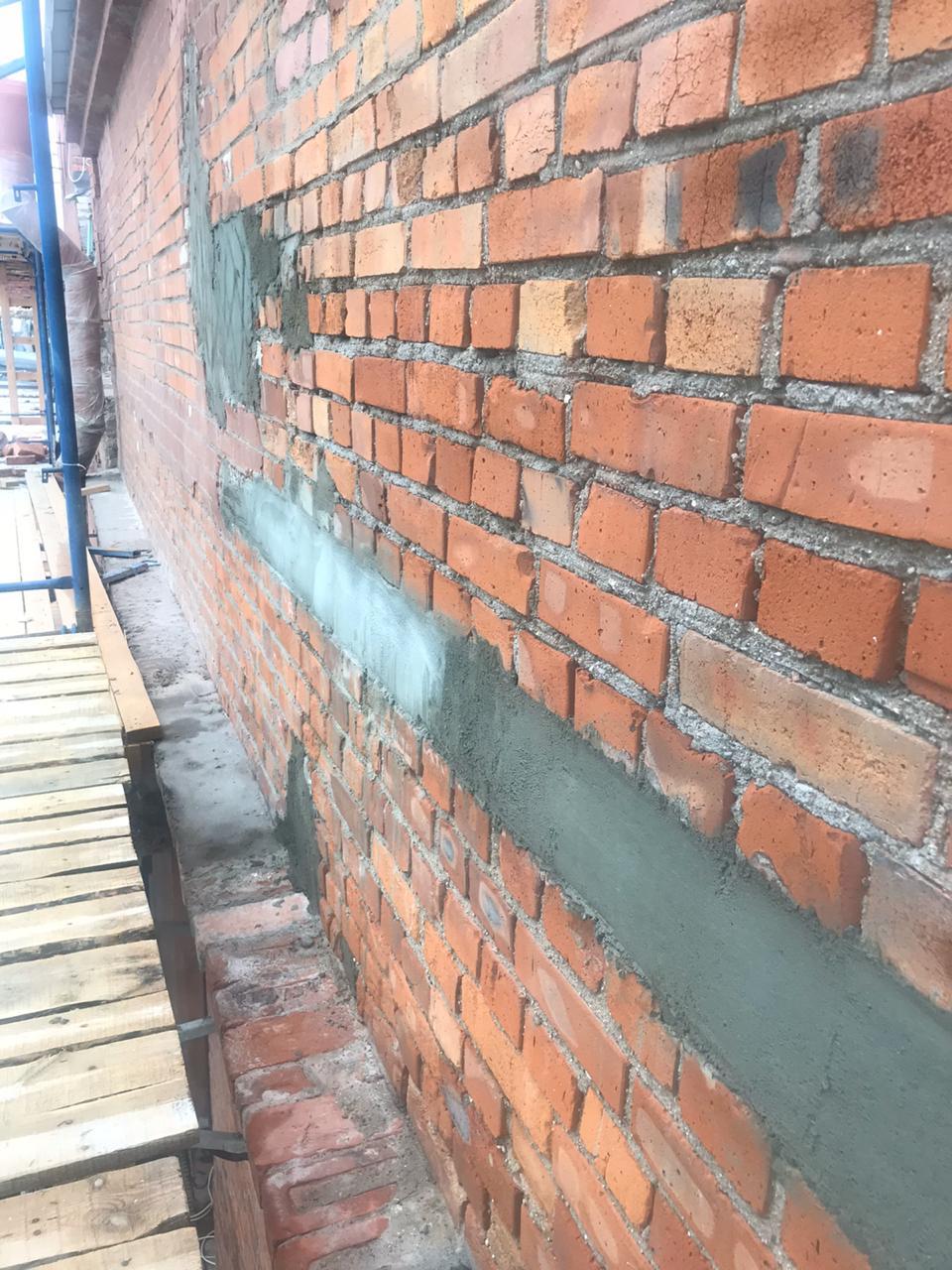 Стоимость комплексного ремонта фасада в короткие сроки для АО Невская Косметика в Петербурге