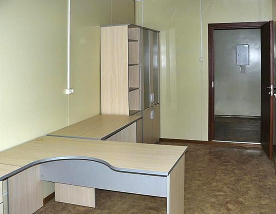 Строительство общежития на 400 человек в Селижарово