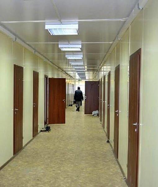 Строительство общежития на 400 человек в поселке Селижарово