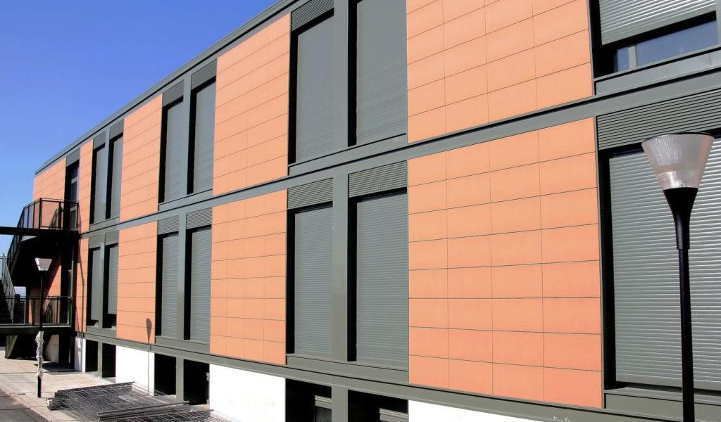 Вентилируемые фасады в Спб