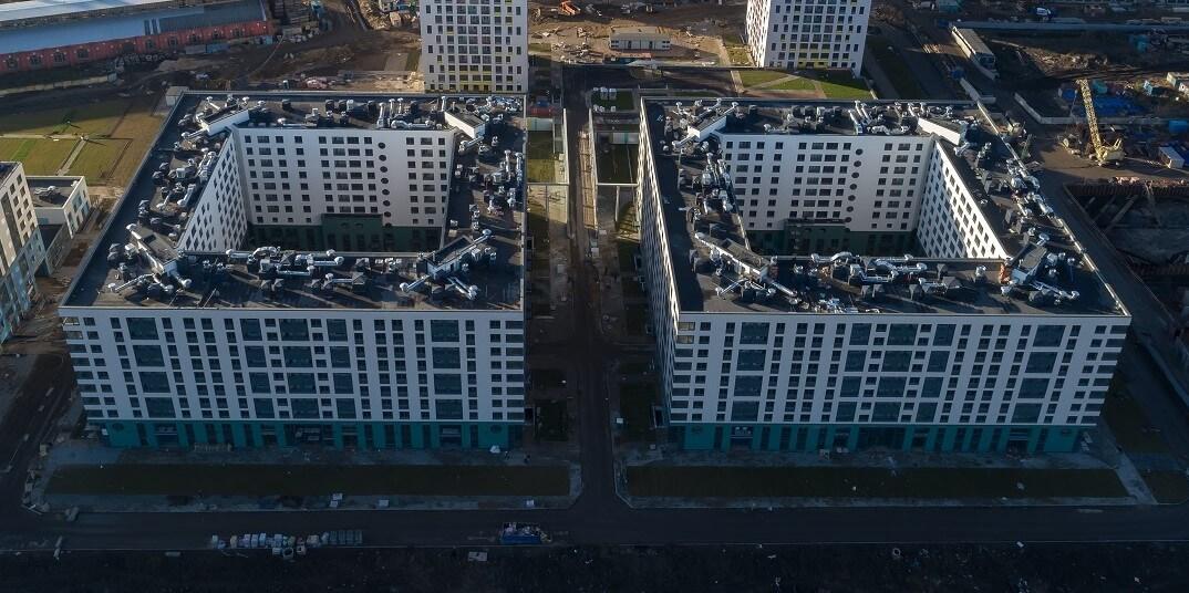 Выполним ремонтные работы вентилируемых фасадов зданий в г. СПб и Лен.области