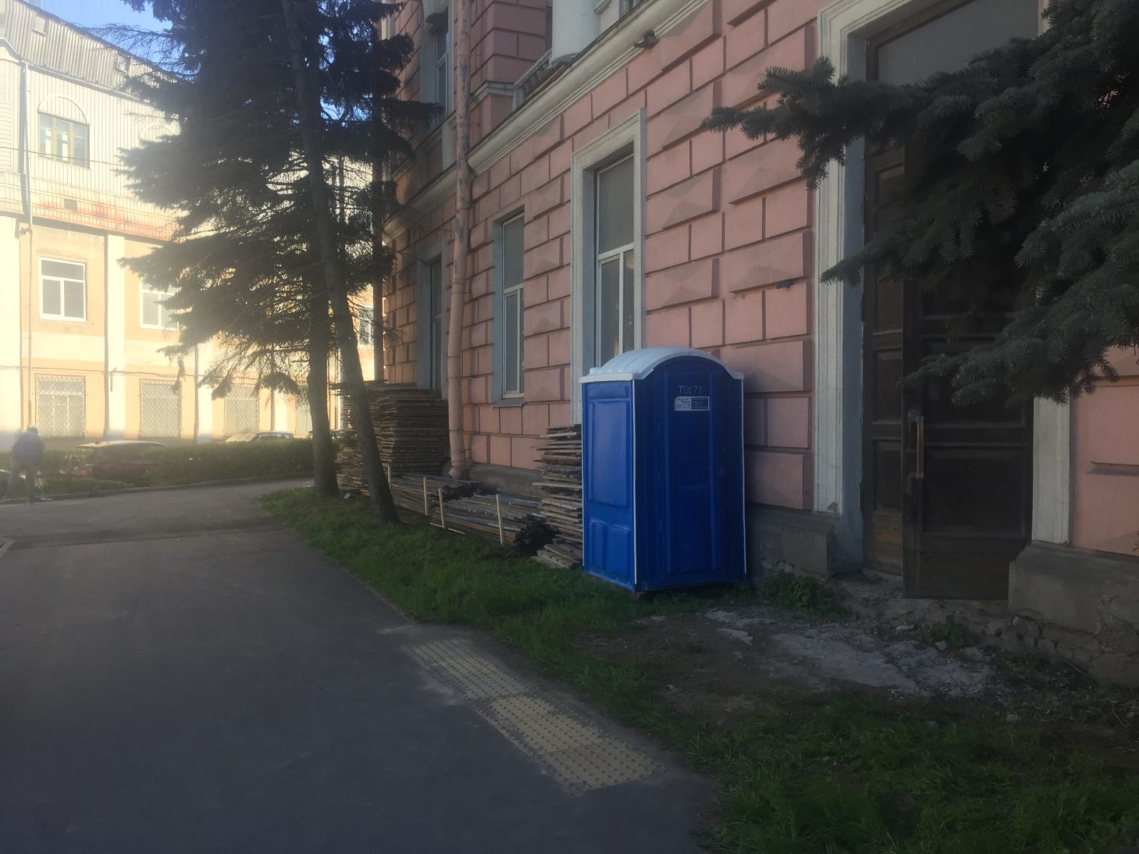 Цена капитального ремонта фасада здания на ул. Набережная Обводного канала, д.14 в Санкт-Петербурге