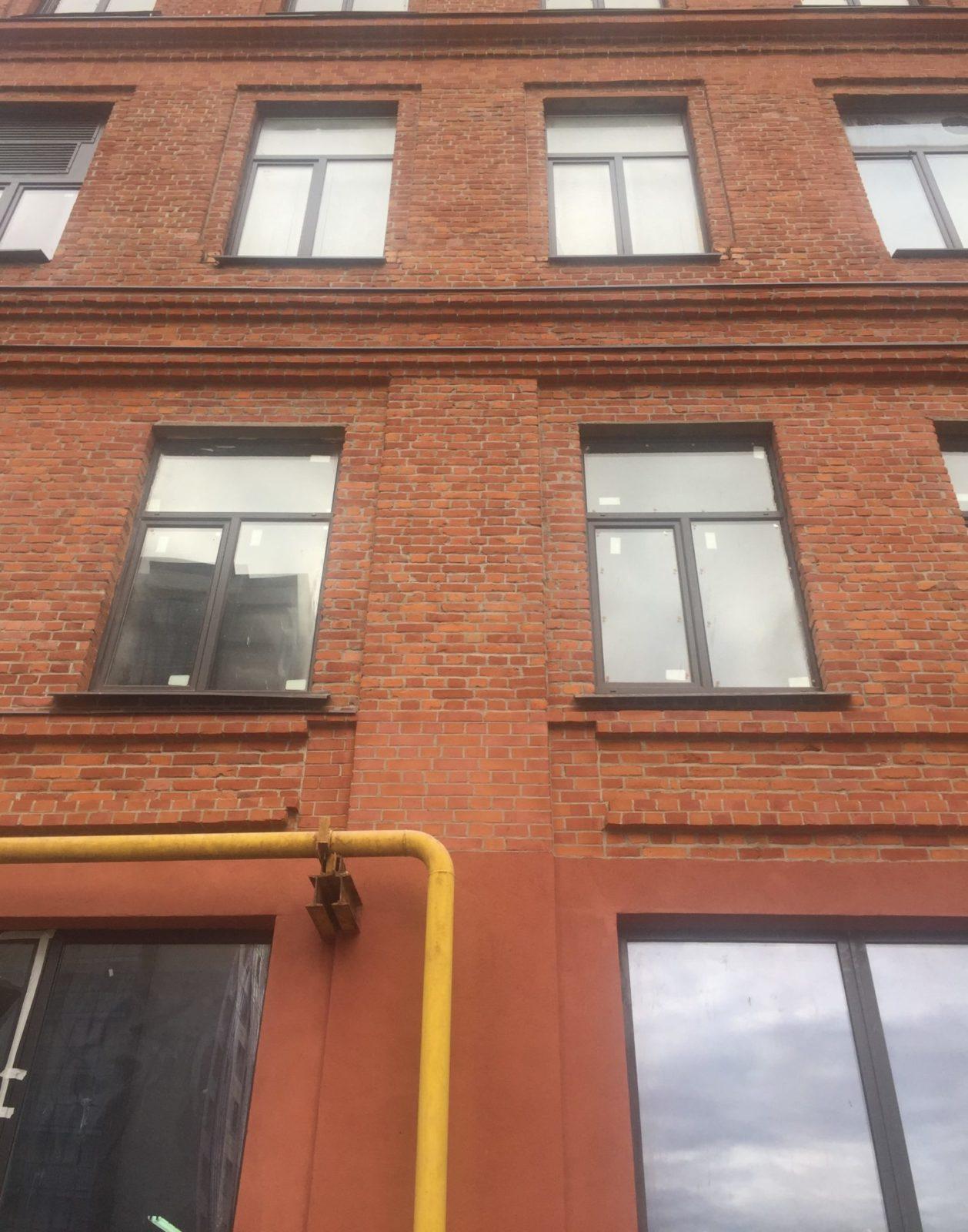 Цена ремонта фасада на Заставской 33 в СПб и Лен.области