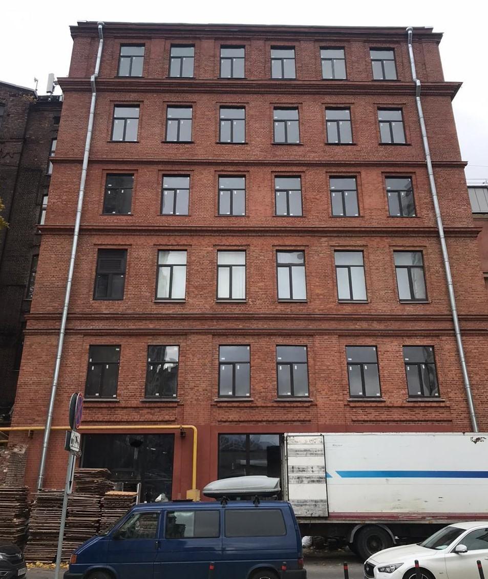 Цена ремонта фасада на Заставской 33 в Санкт-Петербурге