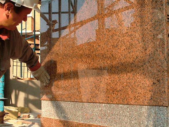 Облицовка фасада в Санкт-Петербурге
