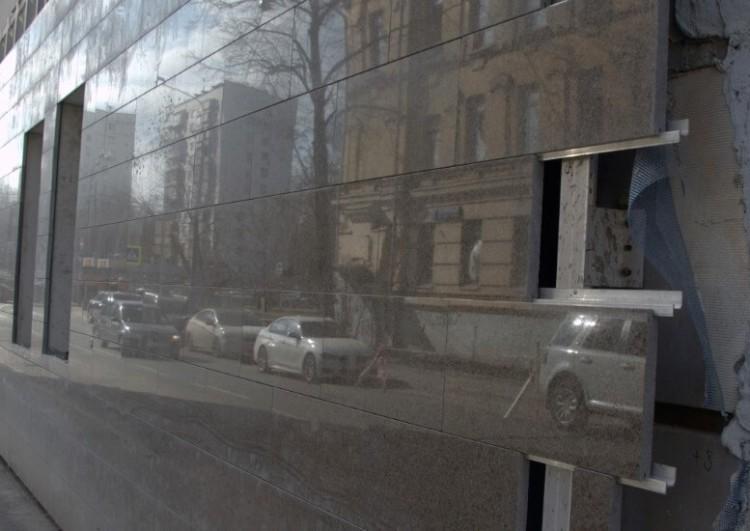 Отделка фасадов в Санкт-Петербурге