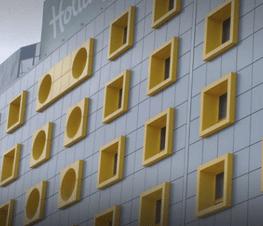Алюминиевые композитные панели, с подсистемой