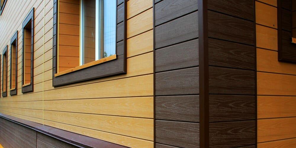 Выбор фасадных панелей: виды и их характеристики