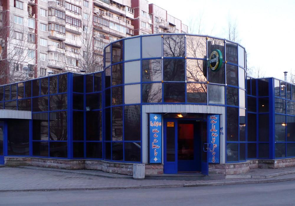 Замена фасадного остекления СПб